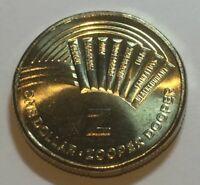 2019 Australia $1 Aussie Coin Hunt - Z Zooper Dooper Circulated Coin
