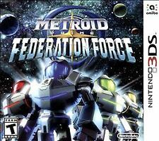 Metroid Prime: Federation Force (Nintendo 3DS