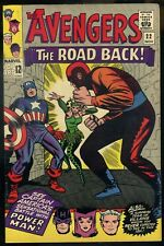 Avengers #22 VF