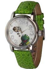 Disney Uhr Muppet Show Kermit der Frosch Automatikuhr Unisexuhr Armbanduhr OVP