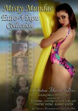 Misty Mundae Euro-Vixen Collection (DVD-R) Authorized Seduction Cinema Original