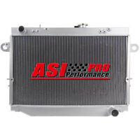 3 ROW Radiator FOR 98-02 Toyota Landcruiser 100 Series HDJ100R HZJ105/FZJ105R MT