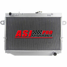 3 ROW Aluminum Radiator FOR Toyota Landcruiser 100 Series 1HZ FZJ105R HZJ105R MT