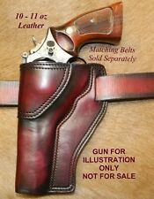 Gary Cs Leather Avenger Revolver Left Hand Holster Smith Amp Wesson N Frame 6