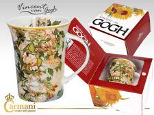 Vincent van Gogh Roses  Becher Tasse + Geschenkkarton 0,3L Rosen 300ml
