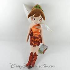 Peluche Fairies DISNEY STORE Fawn fée Noah poupée chiffon marron 54 cm (Vvcm)