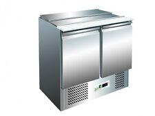 Saladette S902 . Capacité 3 GN1/1 - MM.1045X700X875h