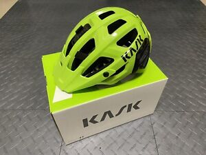 Kask Rex Lime Green