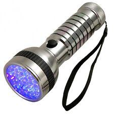 LED CONCEPTS 41 LED ULTRAVIOLET FLASHLIGHT-BLACKLIGHT CURRENCY DETECTOR