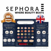 SEPHORA Once Upon A Palette Eye Shadow Palette,cream lip stain,blush CHRISTMAS