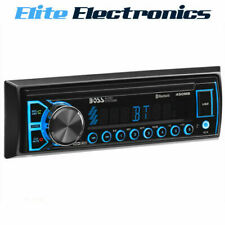 BOSS AUDIO 450MB BLUETOOTH MECHLESS MULTIMEDIA CAR PLAYER RECEIVER