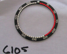 = New Bezel Insert made for Seiko Diver 6105