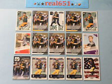 2016 JARED GOFF Rookie Lot x 15 RC   Contenders   Score   Gold +   Rams Batch