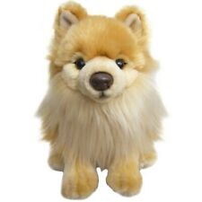 More details for pomeranian toy dog gift/present 30cm plush soft cuddle puppy