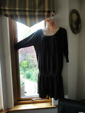 Poetic Espresso Dress from The Barn,UK Size M, RRP£125, New with tags