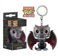 Game Of Thrones - Drogon - Funko Pop! Keychain (2016, Toy New)