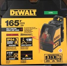 DEWALT DW088K Self-Leveling Line Laser Levelling Leveler in Kit Box DW088K-XJ