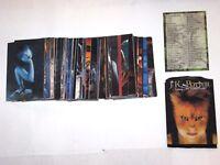 1995 J. K. POTTER FPG BASE TRADING 90 CARD SET FANTASY MAGIC!