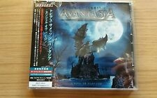 AVANTASIA - ANGEL OF BABYLON+1 JAPAN CD w/OBI (MICP-10912) (1st Print) *NEW*