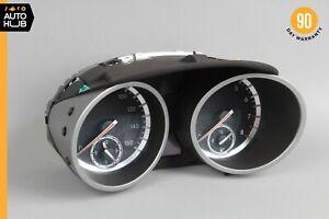 09-11 Mercedes R171 SLK300 SLK350 Instrument Cluster Speedometer OEM 50k