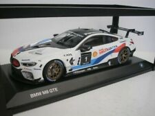 BMW miniature M8 (G15) GTE 1:18 80432451000