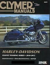 CLYMER SERVICE REPAIR MANUAL HARLEY DAVIDSON FLH/FLT TOURING SERIES 2010-2013