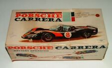 1960s Japan Porsche Carrera Battery Op Mint In The Box