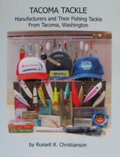 Tacoma Tackle salmon plugs spoons flies collectors free shipping in USA