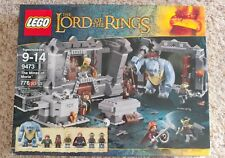 LEGO 9473 Lord of the Ring- Mines of Moria (BRAND NEW SEALED- RETIRED)