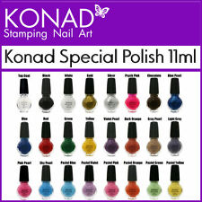 11ml Konad Special Nail Polish Top Coat for Stamping Nail Art