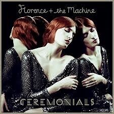 FLORENCE AND THE MACHINE-Ceremonials(2012)-Spectrum-New AND Sealed
