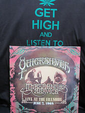 QUICKSILVER MESSENGER SERVICE live at the fillmore LP 2 record set