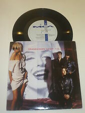 "TRANSVISION VAMP - The Only One - 1989 UK 3-track 7"" vinyl single"