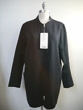 NEW LULULEMON black Carry-All Coat long jacket size 10 NWT