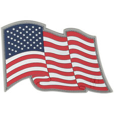 Maxpedition Star Spangled Banner Amerikaanse Vlag 3D Pvc Rubber Badge Mor