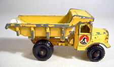 MATCHBOX rw 06b Euclid xjack camion jaune