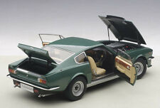Autoart ASTON MARTIN V8 VANTAGE 1985 FOREST GREEN in 1/18 Scale New! In Stock!