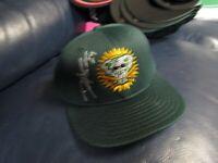 Dan Haren Autographed Baseball Hat