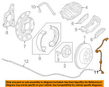 GM OEM-ABS Wheel Speed Sensor 84051224