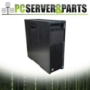 HP Z640 Workstation 6-Core 2.40GHz E5-2620 v3 16GB 1TB SSD + 3TB K620 No OS