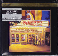"""Mark Knopfler - Screenplaying"" Japan K2HD CD Limited Numbered Edition New CD"