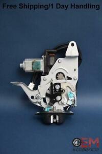 Nissan Infiniti Armada FX35 QX56 Pathfinder Lift-gate Latch Assem 905520AQ000