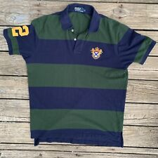 Ralph Lauren Polo Rugby Style Striped Shirt- XL