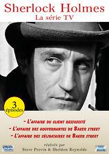 DVD Sherlock Holmes : La série TV - 3 épisodes