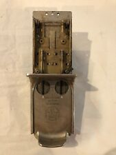 Vintage Monarch 50 Cent Push Coin Mechanism Arcade/Pinball/Jukebox/etc