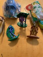 A Bugs Life McDonald's Happy Meal Toys Disney 1998 C Set of 6 P81