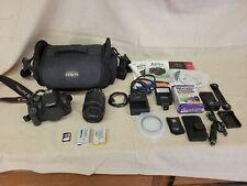 Canon EOS Rebel T5i / EOS 700D 18.0MP Digital SLR Camera USED..