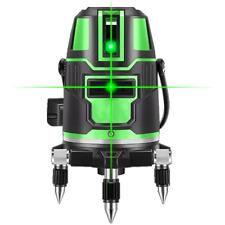 2/3/5 Líneas cruzadas Nivel láser Autonivelante Medida precisa con Uso de CA CC