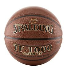 """Spalding Tf-1000 Classic Indoor Basketball - Official Size 7 29.5"""" Full Warranty"""
