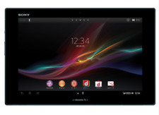 "DOCOMO SONY UNLOCKED SO-03E XPERIA TABLET Z BLACK 10.1"" FULL HD 32GB QUAD-CORE"
